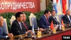 Шанхай ынтымақтастық ұйымының Душанбедегі саммиті