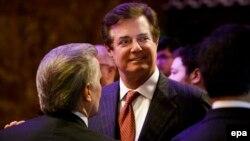 Пол Манафорт на встрече со сторонниками Дональда Трампа, 3 мая 2016
