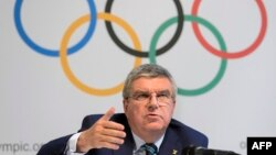 Presidenti i KON-it, Thomas Bach - 21 qershor 2016