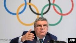 Эл аралык Олимпиада комитетинин төрагасы Томас Бах