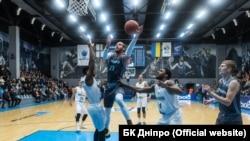 «Дніпро» у Кубку Європи FIBA