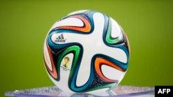 """Birinciliyin rəsmi topu- """"Brazuca"""""""