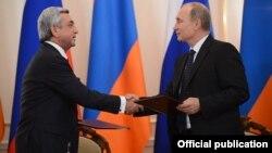 Հայաստանի և Ռուսաստանի նախագահների սեպտեմբերի 3-ի հանդիպումը Նովո-Օգարյովոյում