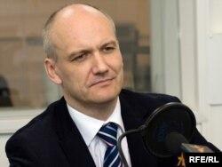 Директор Института стратегического анализа компании ФБК Игорь Николаев