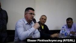 Про це Крим.Реалії повідомив адвокат арештованих Рустем Кямілев