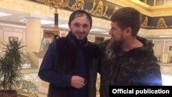 Махи Идрисов и Рамзан Кадыров