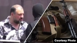 СНБ задерживает Артура Асатряна по кличке «Дон Пипо»