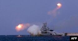 Взрыв ракеты в Севастополе 26 июля 2015 года