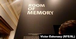 """O """"Cameră a memoriei"""" represiunilor staliniste la expoziția londoneză"""