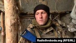 Дмитро, військовослужбовець ЗСУ