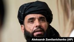 په قطر کې د طالبانو د سیاسي دفتر ویاند سهیل شاهین