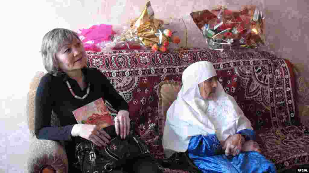 Әлем анасы - Сахан Досова 130 жаста #21