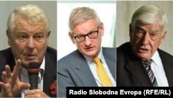 Paddy Ashdown, Carl Bildt i Christian Schwarz-Schilling