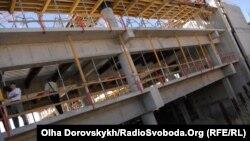 Так виглядає сьогодні майбутній аеропорт у Донецьку