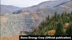 Куттуу-Сай 2 кени (cүрөт: Stans Energy Corp)
