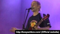 "Константин Косячков на фестивале ""Мой час"" в Киеве"