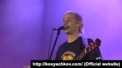 Костянтин Косячков на фестивалі «Мій час» у Києві
