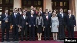 Владата на Еди Рама од 2013 до 2017