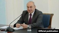 Президент Общественного совета Армении Вазген Манукян