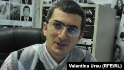 Молдовалық саяси сарапшы, журналист Эрнест Варданеан.