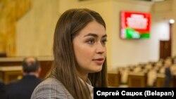 Дэпутатка Палаты прадстаўнікоў Марыя Васілевіч