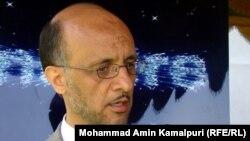 عثمان بابری، رئیس پوهنتون کابل