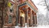 Санкт-Петербу́ргский будди́йский храм