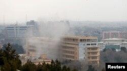 رادمنش: در حمله بر شفاخانه سردار محمد داوود خان بیش از ۳۰ تن کشته شدند