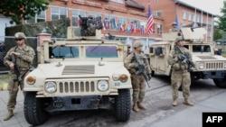 Вайскоўцы НАТО ў Вільні