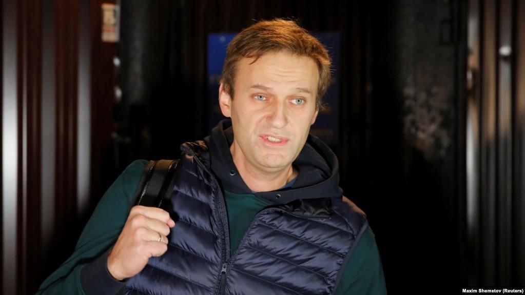 Навальный ответил на «вызов» генерала Золотова