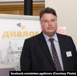 """Лидер движения """"Гражданское согласие"""" Артем Агафонов"""
