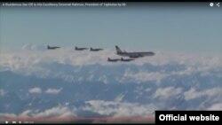 Скриншот кадра с видеоролика.