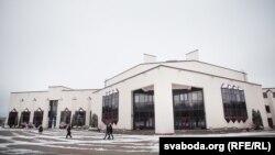 Пры Карпенку ў Маладэчне пачалі будаваць новы Дом культуры