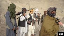 طالبان هرگونه مذاکره صلح با دولت افغانستان را رد کرده است عکس از EPA