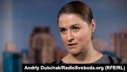 Олександра Романцова, керівник проектів Центру громадянських свобод