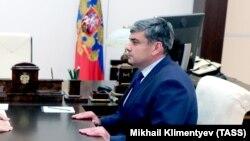 Казбек Коков, и.о. глава Кабардино-Балкарии