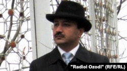 Asadullo Rahmonov, the head of Tajikistan's Committee on TV and Radio