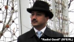 Asadullo Rahmonov, the head of Tajikistan's Committee on TV and Radio