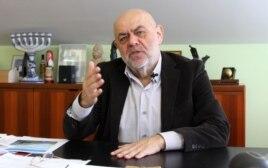 Юрий Каннер - президент Российского еврейского конгресса