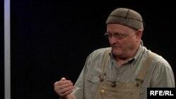 Moderatorul emisiunii Vasile Botnaru