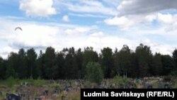 Кладбище Орлецы в Пскове
