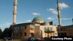 Исламский центр в городе Тилбург