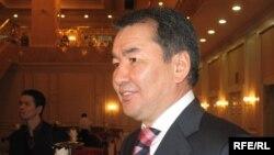 Председатель сената парламента Казахстана Кайрат Мами.