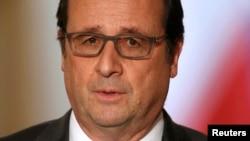 Francois Hollande, predsjednik Francuske