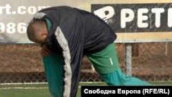 Премиерът Бойко Борисов не крие пристрастията си към футболната игра