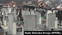 Архива: Стари православни гробишта во Тетово.