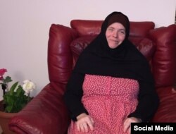 Светлана Синькова приняла ислам в Хельсинки