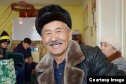 Садырбек Жумалиев.
