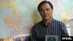 Аҳмад Дуйсенбоев, ношири китоби Рӯдакӣ