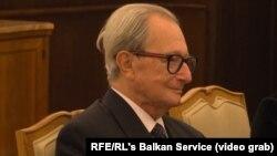Predsjednik Mehanizma za međunarodne tribunale Carmel Agius
